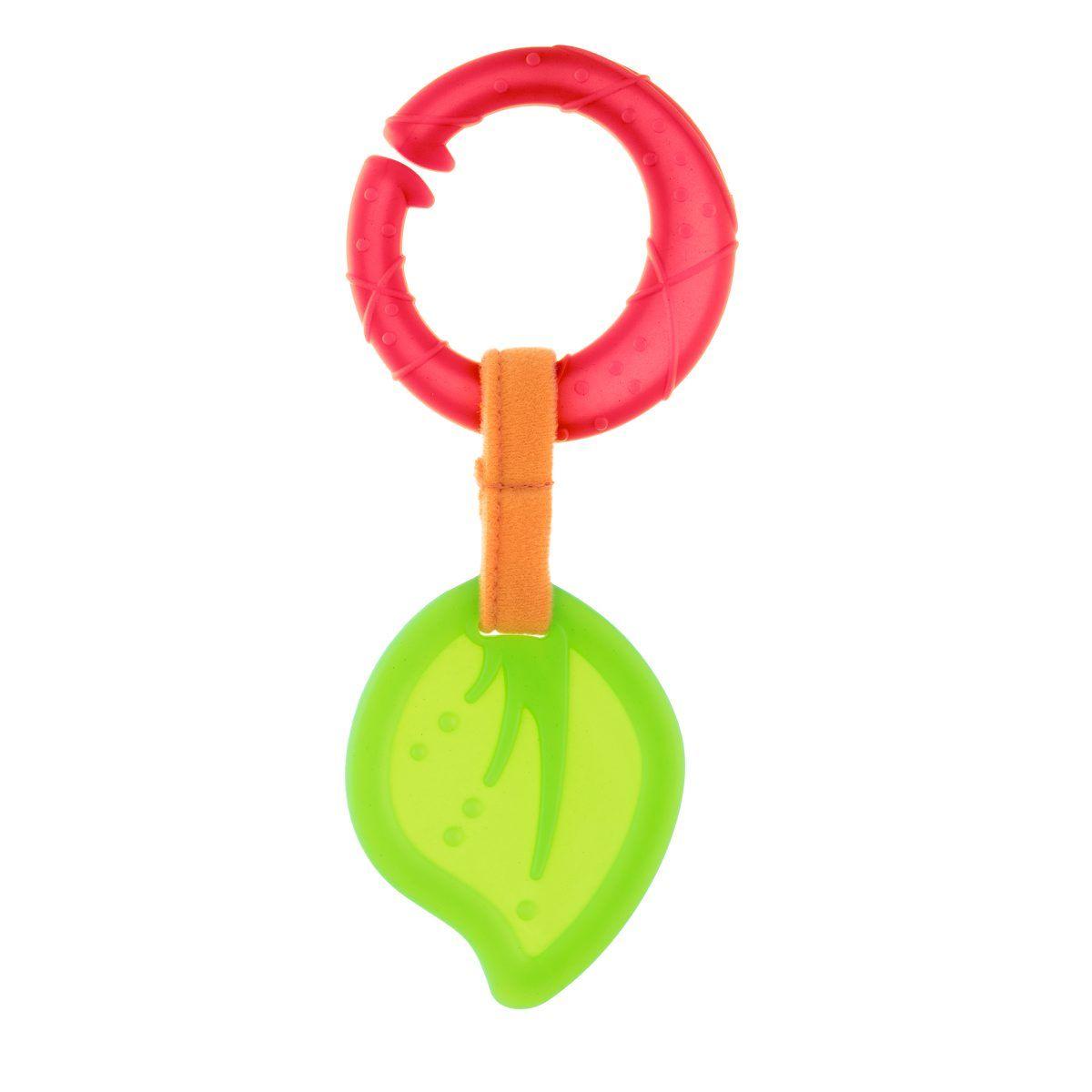 Игрушка с зубным кольцом